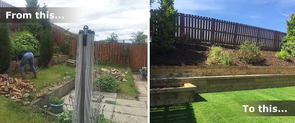 Landscaper glasgow builder newton mearns advanced landscaping and landscapers east renfrewshire workwithnaturefo